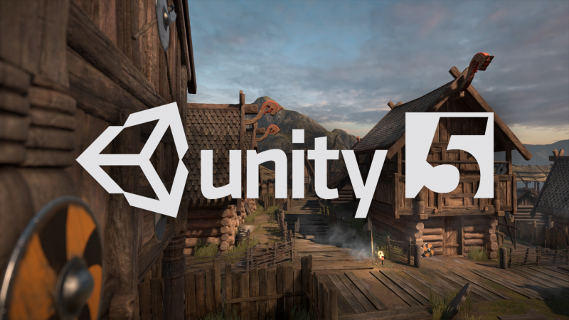 File:Unity 5 Viking Village.png